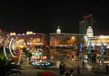 上海道解放路