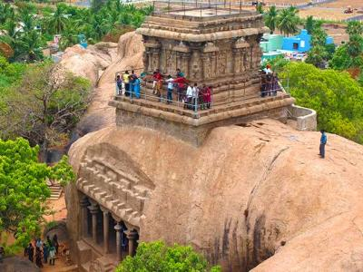 印度马马拉普拉姆——世界手工艺之都(图)