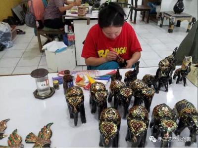 世界手工艺之都系列之——泰国清迈(图)